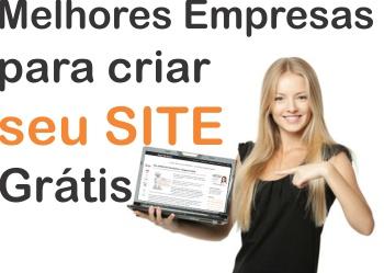 Melhores Empresas para Criar um Site Grátis  2018