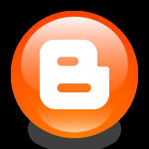 logotipo do blogger