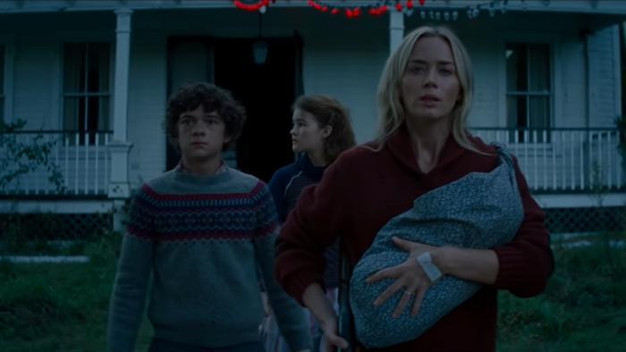 Trailer de Um Lugar Silencioso 2 mostra novos terrores para a família Abbott