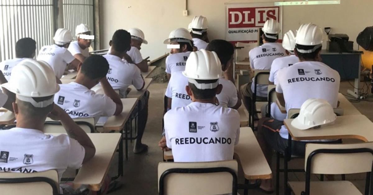 Carlesse sanciona lei que institui Fundo Rotativo e permite trabalho de detentos no Tocantins