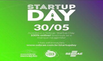 Sebrae promove mais uma edição do Startup Day dia 30 de maio – Infonet – O que é notícia em Sergipe
