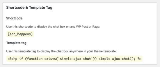 Como criar salas de bate-papo no WordPress para seus usuários 2