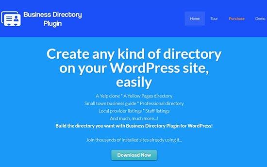 5 melhores plugins de diretório de negócios para WordPress 2