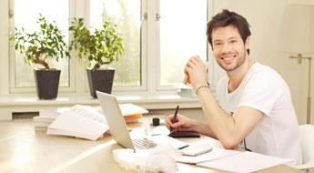 Erros que devem ser evitados ao trabalhar em casa