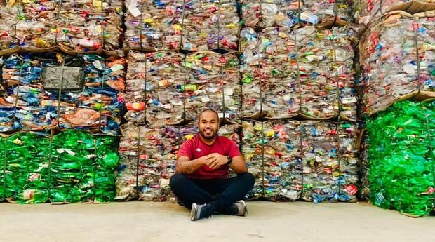 Saulo Ricci, fundador da Coletando Soluções (Foto: Divulgação)
