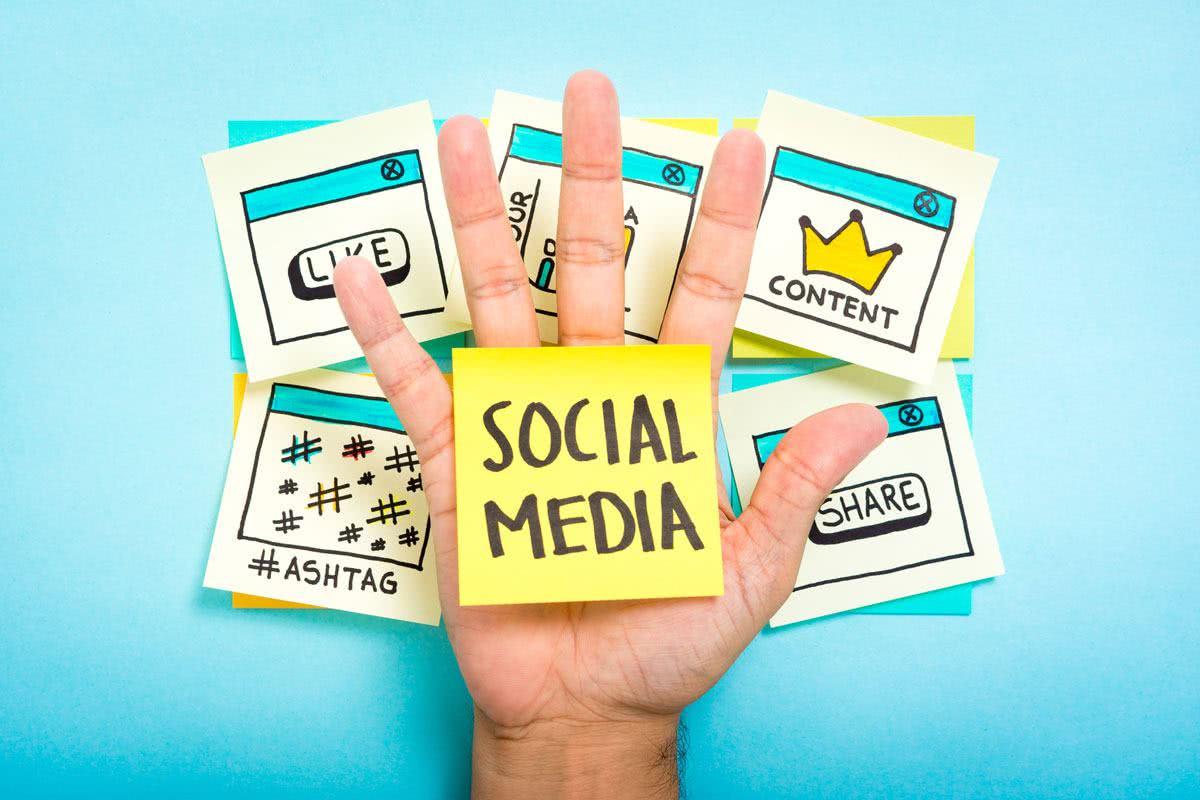 Gerenciador de redes sociais  2022